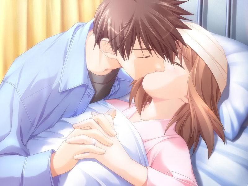Besitos anime Anime12