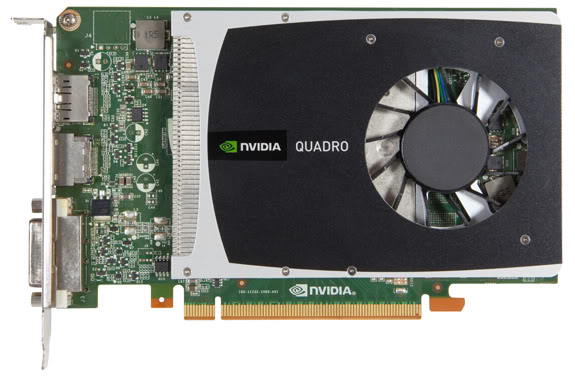 NVIDIA Launches Quadro 2000 & Quadro 600 2000