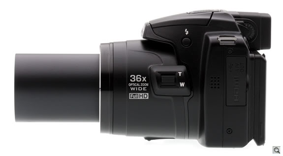 Nikon P500 Hands-on Preview 6-1