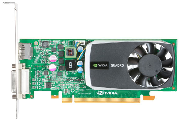 NVIDIA Launches Quadro 2000 & Quadro 600 600