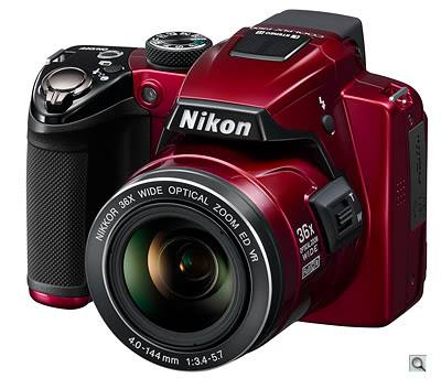 Nikon Coolpix P500 Hands-on Preview 8-1