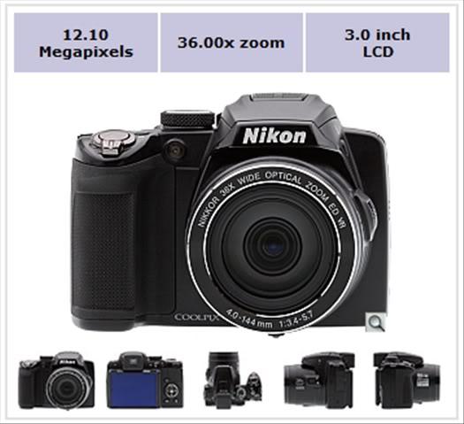 Nikon Coolpix P500 Hands-on Preview ScreenShot013-1