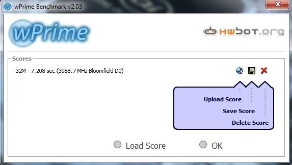 WPrime multithreaded benchmark for x86 processors ScreenShot036