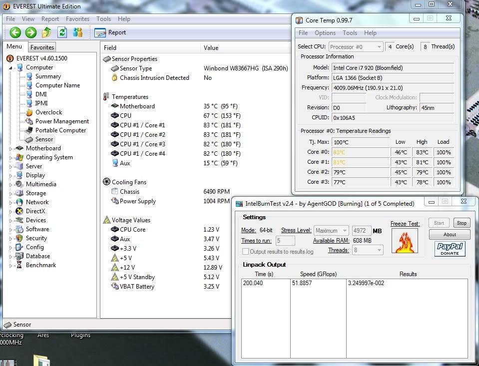 CoolIT's Domino ALC Shroud And Fan(s) Modification.   ScreenShot091