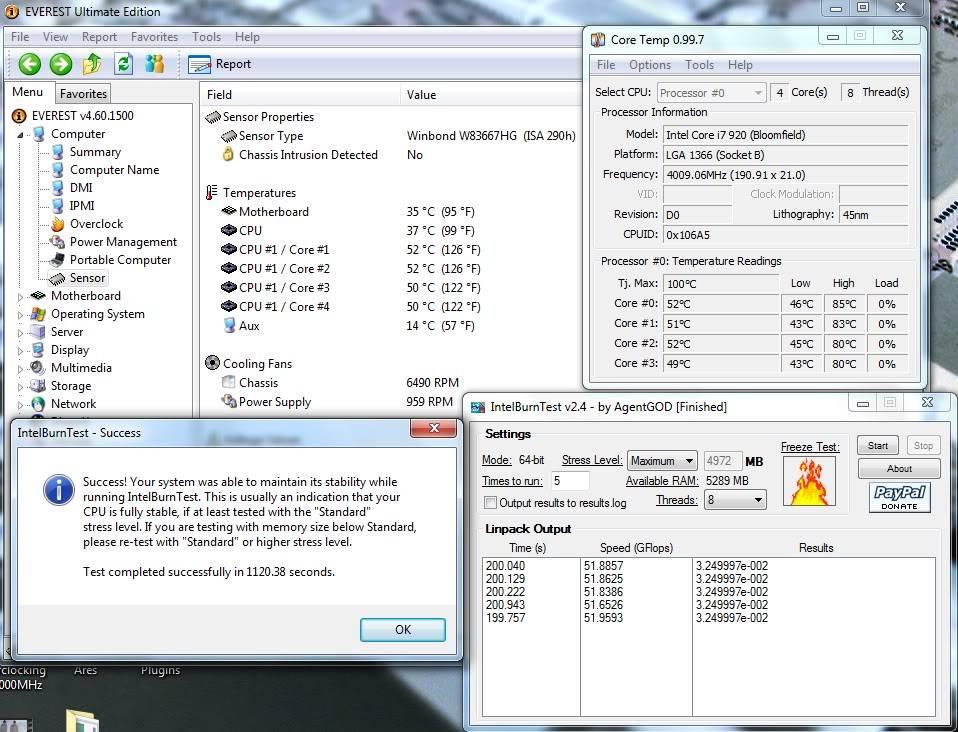 CoolIT's Domino ALC Shroud And Fan(s) Modification.   ScreenShot092