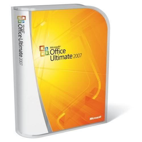 Microsoft Office Ultimate 2007 + Crack Officeultimate2007