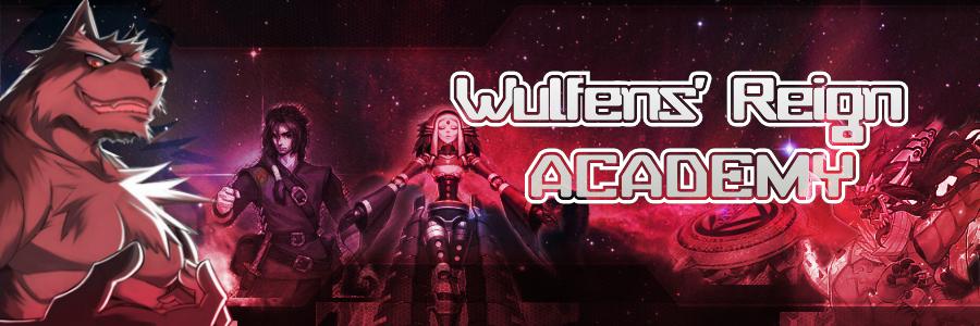 Wulfens' Reign Academy