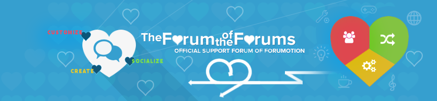 [Valentine's day Contest] Create a banner for the support Forumedic