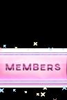 [Nav Bar] Sparkly Pink Nav Bar Buttons Memba