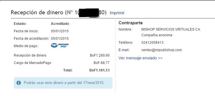6# Pago 1.269,90 BsF Mipublishop (Recomendado para Venezolanos) Pago6_zpse905331d