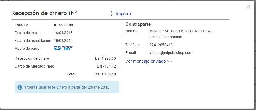 7# Pago 1.923,00 BsF Mipublishop (Recomendado para Venezolanos) Pago7_zps52ed3244