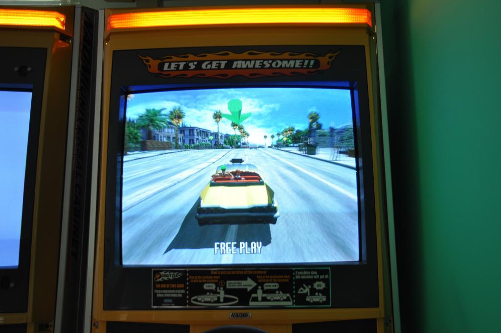 [VDS] Lupin 3 Outrun 2 Virtua Cop 3 Crazy Taxi 18W Cabinets Crazy_Taxi_2_zps3e94eba8