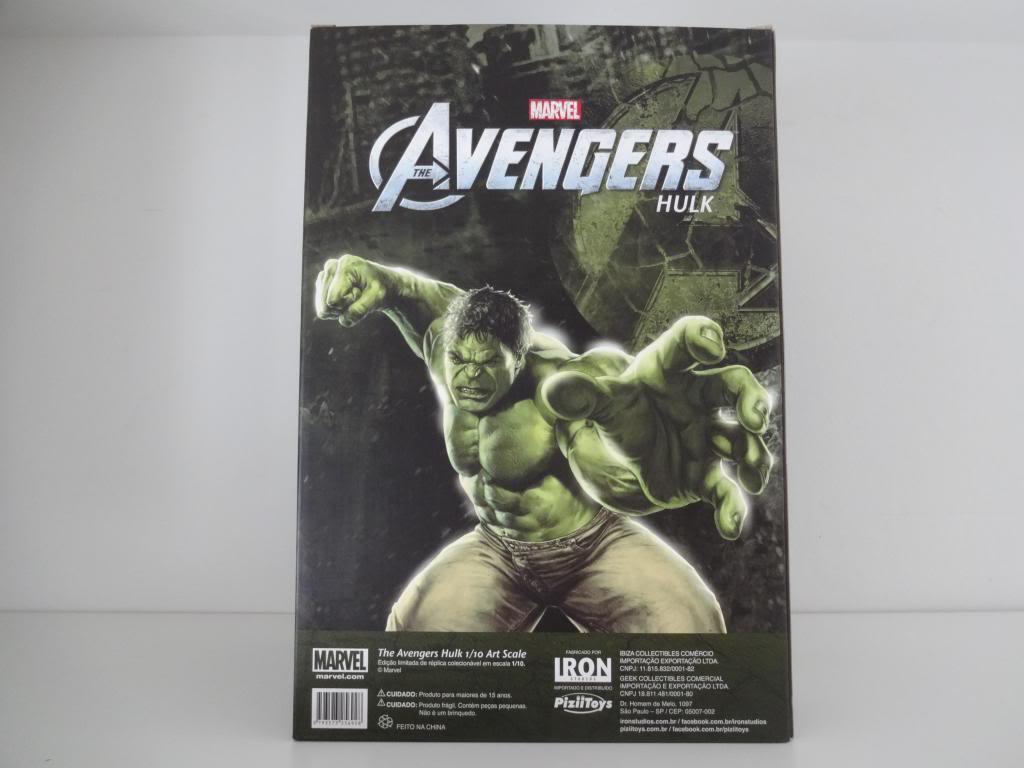 [Iron Studios] The Avengers: Hulk Statue 1/10 scale - Página 12 DSC01803_zpsb77579bc
