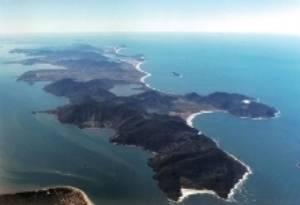 Ilha das Tágides(MS)
