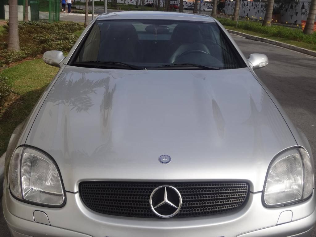 R170 - SLK 320 - 2000/2001 - Prata - R$69.000,00 - VENDIDA DSC01627_zpse867dd93