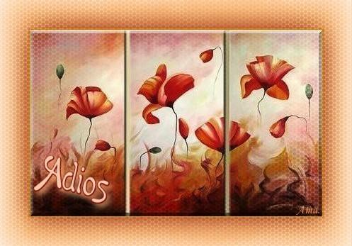 Flores con Textura Metal  Adios_zpsppcfghbh