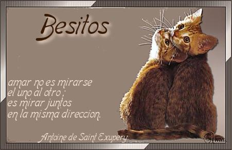 Duo de Gatitos con Frase Besitos_zpsqgmpqazt