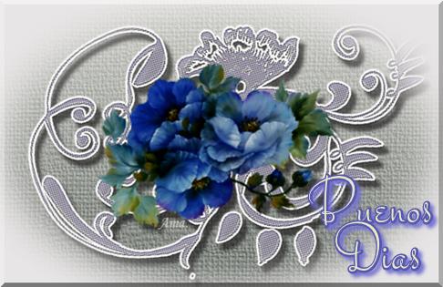 Flores Azules sobre Encaje Grisaceo Dias_zpsawdu0inq