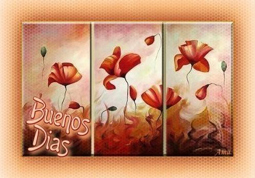 Flores con Textura Metal  Dias_zpsujqpulbi