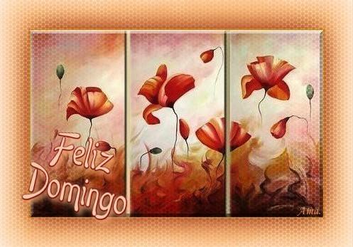 Flores con Textura Metal  Domingo_zpsmlwyxabl