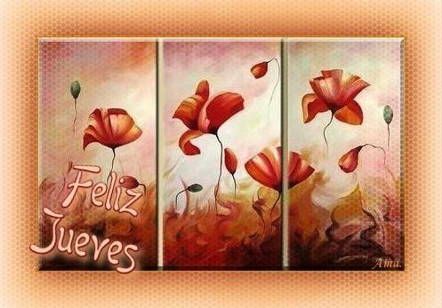 Flores con Textura Metal  Jueves_zpsyalmiafs