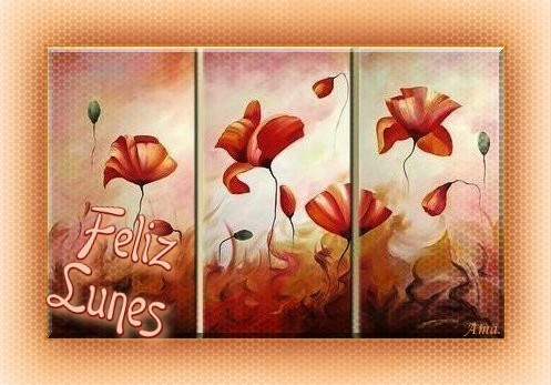 Flores con Textura Metal  Lunes_zps9zy8aakx