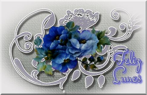 Flores Azules sobre Encaje Grisaceo Lunes_zpsbh13kqum