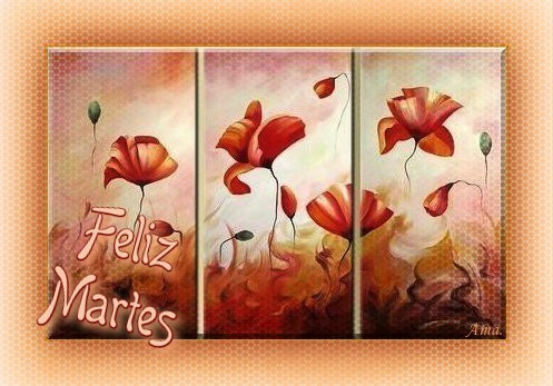Flores con Textura Metal  Martes_zpsohtz7agb