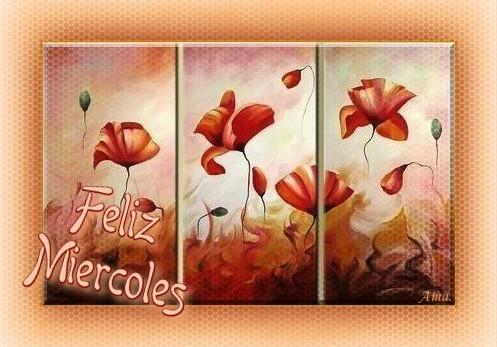 Flores con Textura Metal  Miercoles_zps7ggrhgew