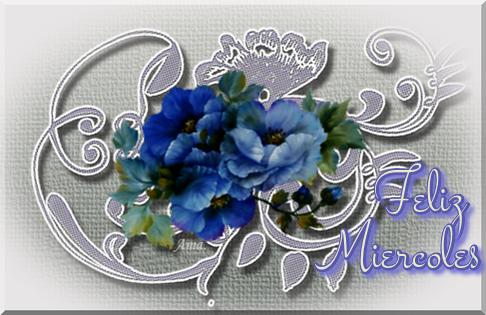 Flores Azules sobre Encaje Grisaceo Miercoles_zpsg1pb6sne