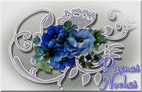 Flores Azules sobre Encaje Grisaceo Noches_zpsf9woqczh