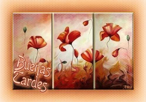 Flores con Textura Metal  Tardes_zpsaq7cw7ck