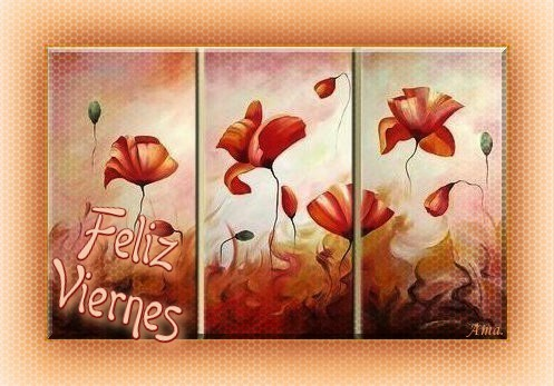 Flores con Textura Metal  Viernes_zpsmenda3xn