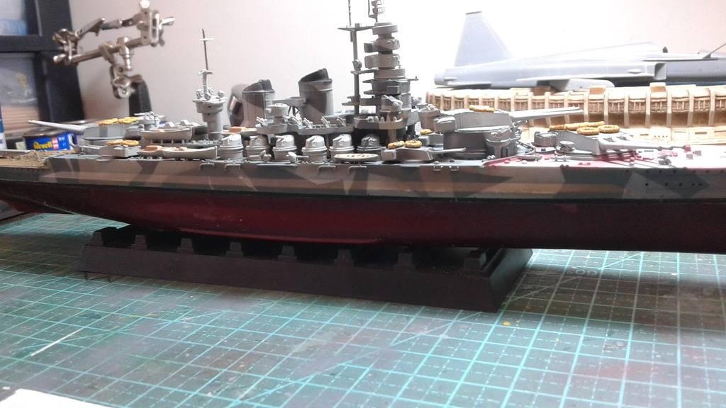 talian Navy Battleship RN Roma 1943- Escale 1/700 20161031_103106_zpsabzdlgvu