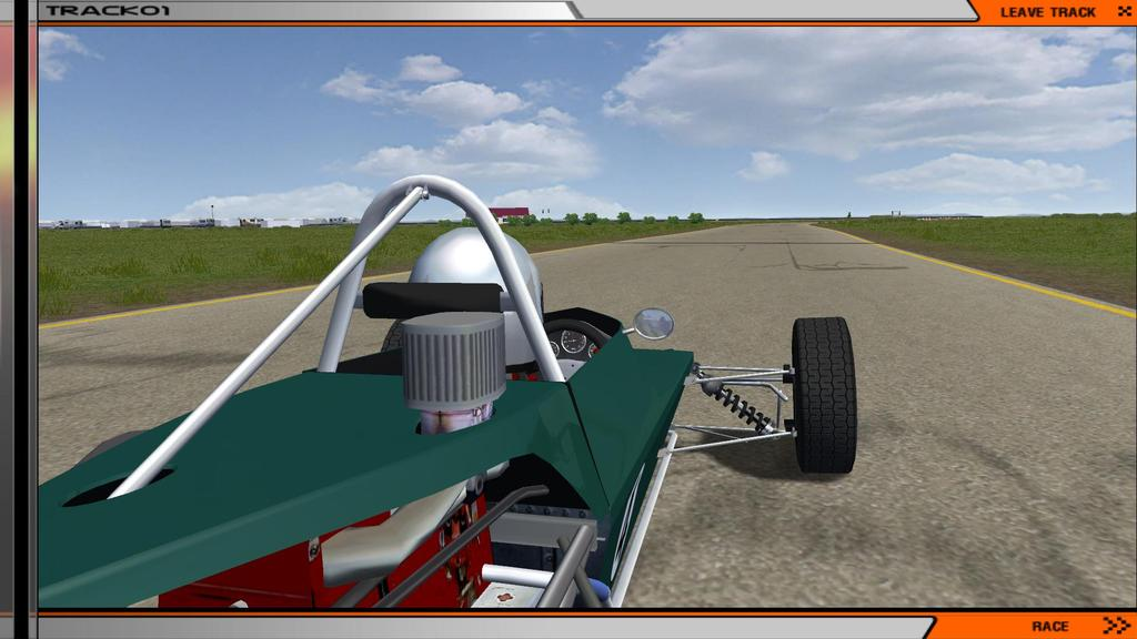 Gimli Raceway project for rFactor 1 - WIP - Page 2