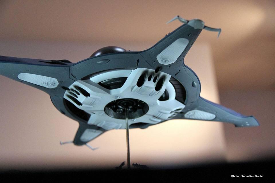 Pormelia - Space Battleship Yamato - Bandaï 1/1000 07_zps2heduhxh