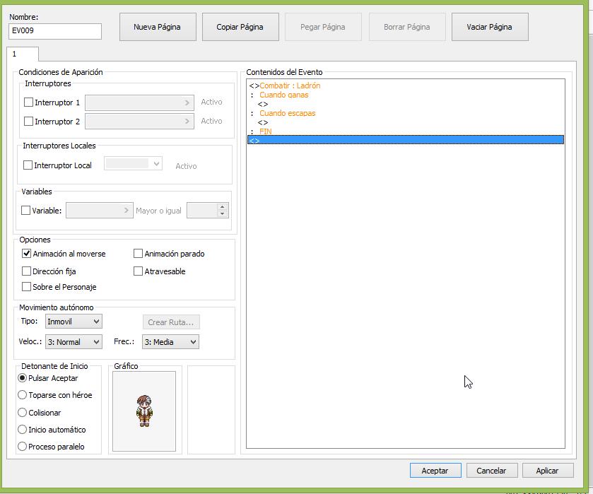 Tutorial: Agregar enemigos animados en SB Tankentai para RM XP ScreenShot006_zpsfev8cf0d