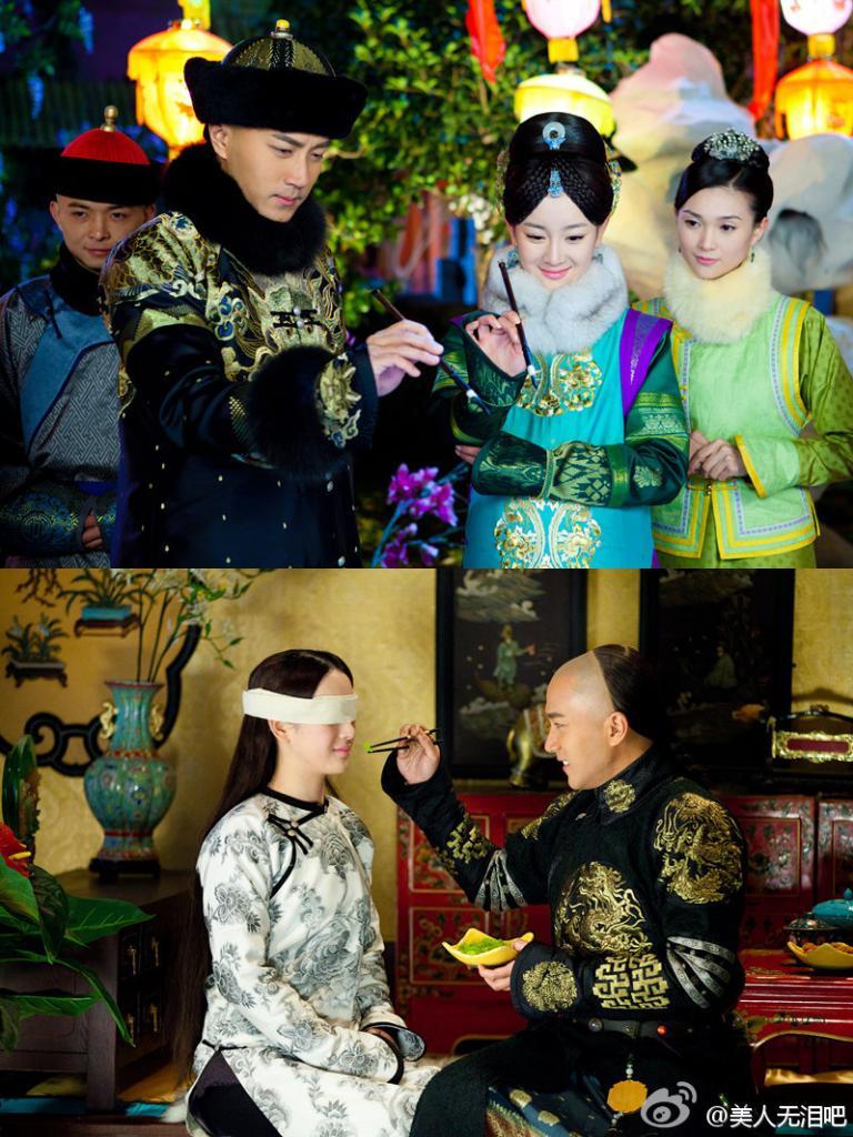 [2005]Giang sơn mỹ nhân tình   Huỳnh Văn Hào, Lưu Đào, Ngô Kỳ Long - Page 3 973b665bjw1dp5vf8xi4hj_zps3716400a