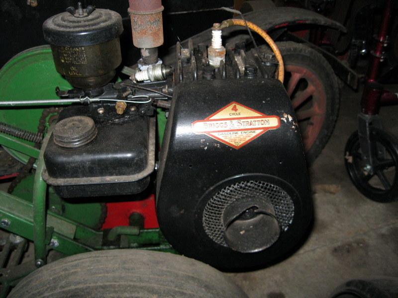 Briggs and stratton Model 5s Modification  IMG_4696_zpspzrrfdn8