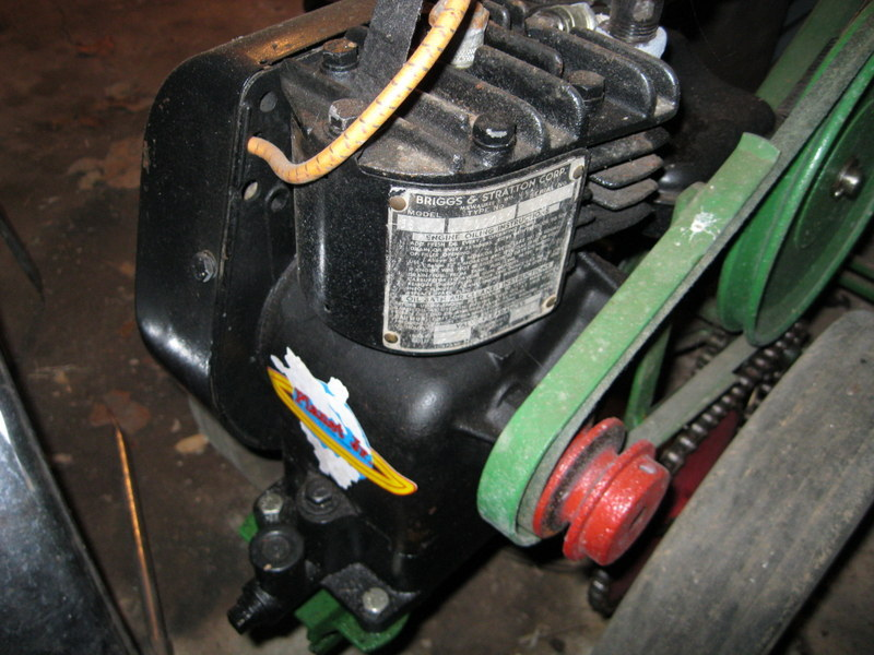 Briggs and stratton Model 5s Modification  IMG_4698_zpstxm8qpz3