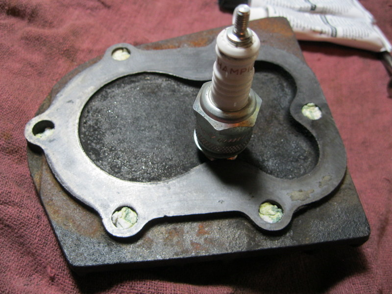 Briggs and stratton Model 5s Modification  IMG_4813_zpscldd9bar