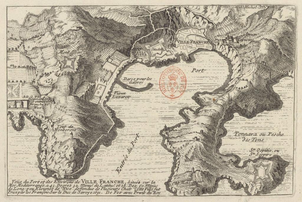 VILLEFRANCHE sur MER Patrimoine historique et  maritime Villefranche%201_zpst589tcqo