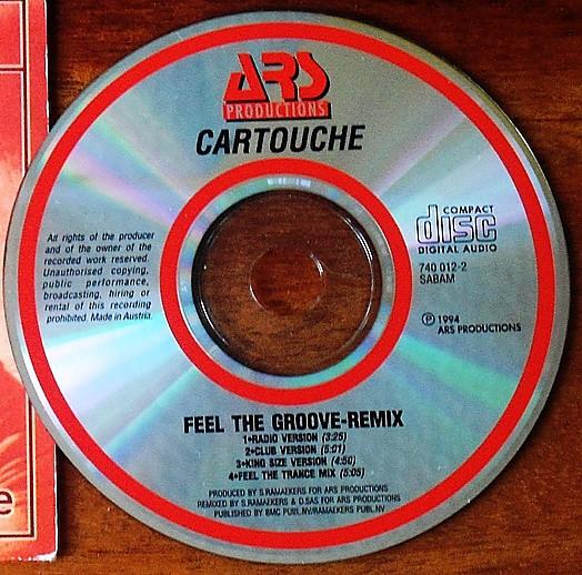 Cartouche - Feel The Groove (Remix) (1994) CD_zpswnbkerew