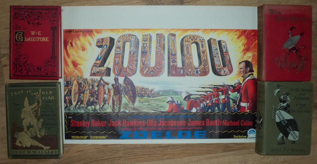 Lost Classics: Zulu - Behind the Scenes. by George Smith Zuluposter2_zpsff596c56