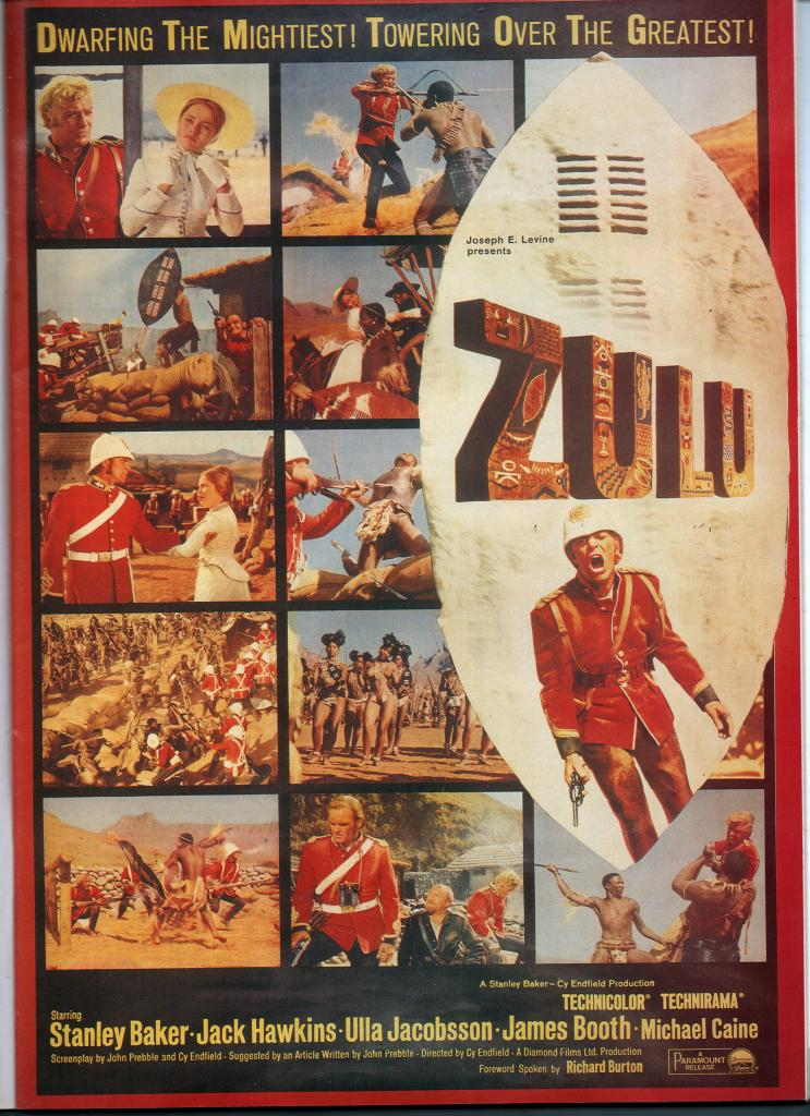 Lost Classics: Zulu - Behind the Scenes. by George Smith Moviecollector7_zps8439cf74