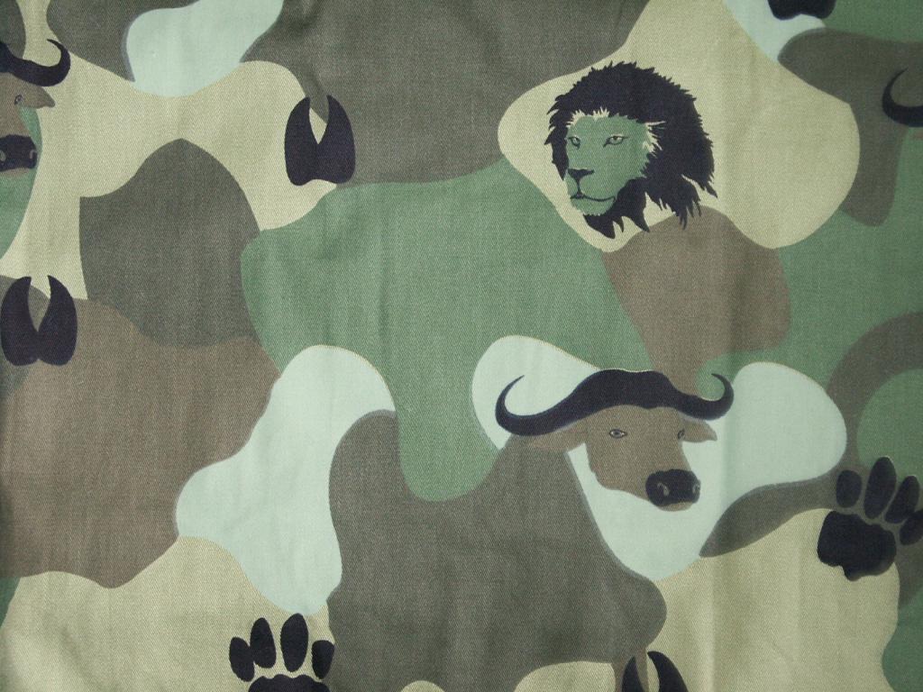 Benin - Wildlife Camouflage Benin_zpsaad32578