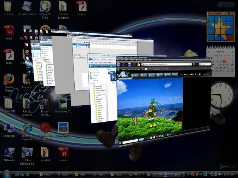 SHOW YOUR DESKTOP xD Desktop
