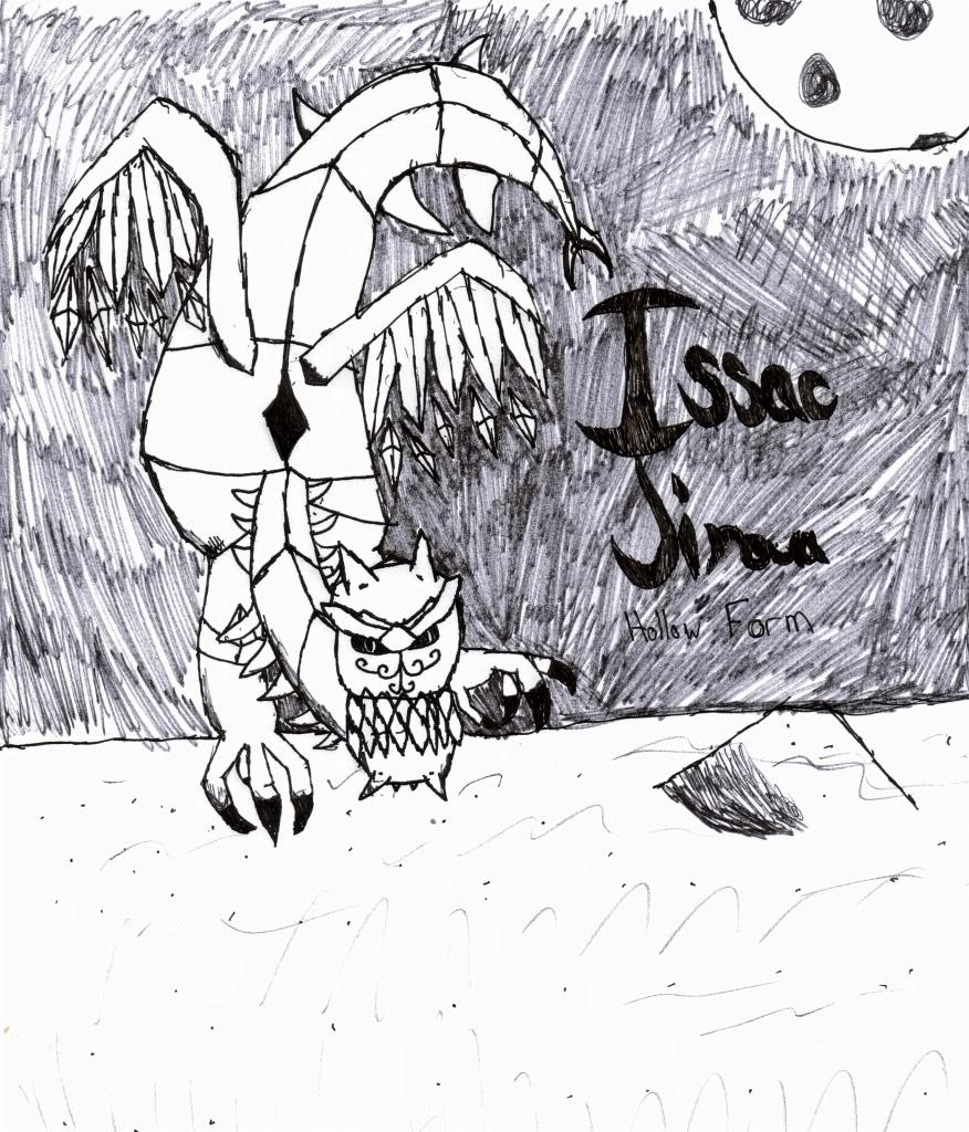 Speedy Doodle IsaacJirouaHollowForm