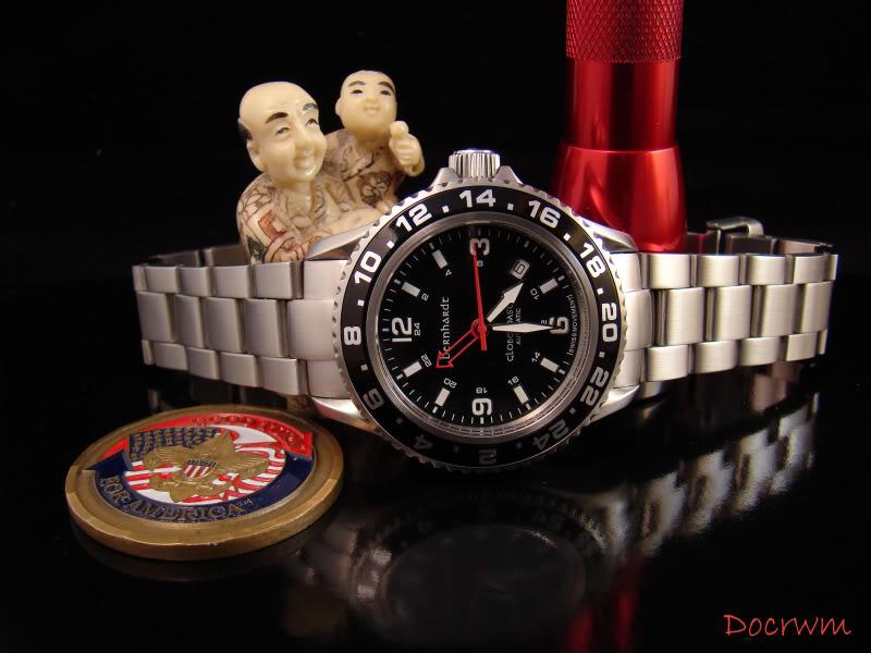 Watch-U-Wearing 7/17/10 Globemasterwithpropsandtag