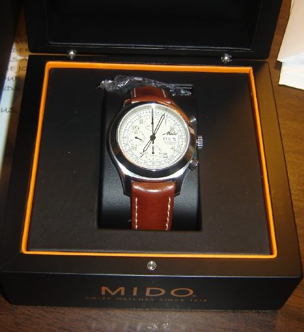 FS: Mido Multifort Chronograph with Top Grade Movement DSC06223